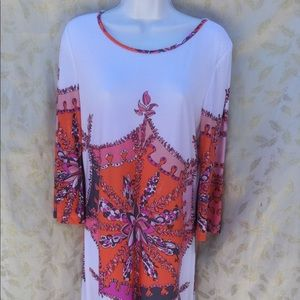 NWT White Mark size XL shift couture collections